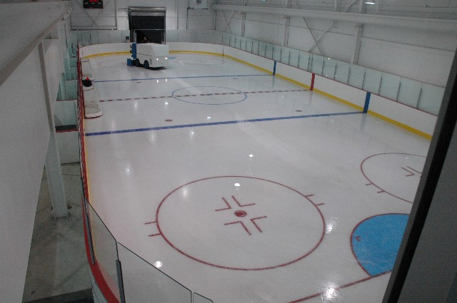 Hockey blog archive jan 08 for Floor zamboni